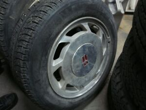 2-195 65 R15 michelin x-ice snow tires on 5x115mm wheels