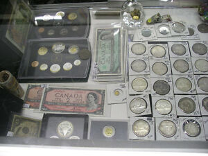 WANTED PAYING CASH FOR ALL OLD GOLD AND SILVER ITEMS COINS INC