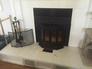 Vermont Casting Fireplace insert Kawartha Lakes Peterborough Area image 1