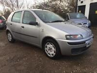 2002 Fiat Punto 1.2 Active *58k MILES* Full Service History Long Mot 2 Owners