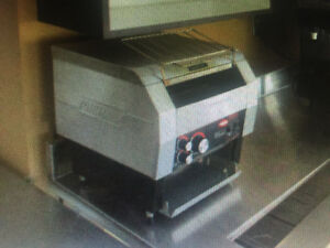 Industrial toaster