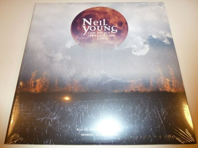 NEIL YOUNG - Cow Palace 1986 Vol.2 ***LTD Vinyl-2LP***NEW***