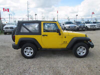 2008 Jeep Wrangler SUV,WHERE EVERY BODY IS APPROVED 100%