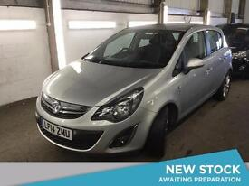 2014 VAUXHALL CORSA 1.2 Excite 5dr