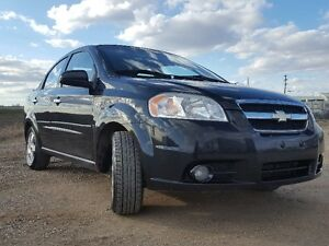 2008 Chevrolet Aveo Sedan ( LOW KMS )