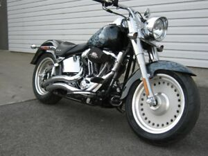 ***2007 CUSTOM HARLEY-DAVIDSON FLF FAT BOY 1550***