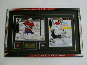 Carey Price in sticks