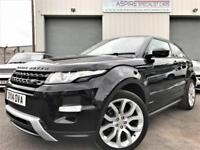 2014/14 Range Rover Evoque 2.2SD4 ( 190bhp ) 4WD Auto Dynamic LUX PACK