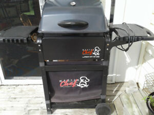 Master Chef Electric BBQ with Cover $75.00
