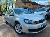Volkswagen Golf 1.4 TSI ( 122ps ) 2012 Match full history parking SENSER 1 owner
