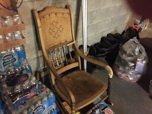 VARIOUS OLD ANTIQUE CHAIRS WANT HISTORY,YEARS,PRICES,SELL Kawartha Lakes Peterborough Area image 2