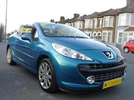 Peugeot 207 CC 1.6 16v 120 Coupe GT 2009 / 09 46000 MILES FROM NEW