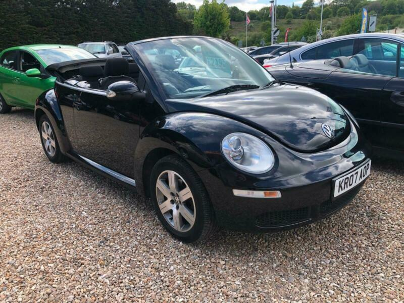 Volkswagen Beetle 1 6 2007my Luna Only 99k Mot 04 2020 In Yeovil