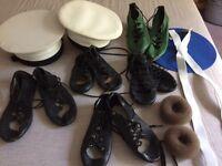 Highland Dancing various items