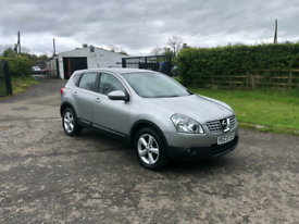 24/7 Trade Sales Ni Trade Prices For The Public 2009 Nissan Qashqai 1.