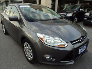 2012 Ford Focus SE/Accident free/Certified Sedan