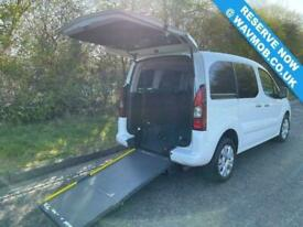 image for 2016 Citroen Berlingo Multispace Euro 6 4 SEat Wheelchair Accessible Disabled Ac