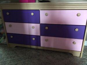 Dresser, Desk, Bed Cambridge Kitchener Area image 1