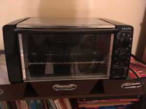 Krups Pro Chef Premium Toaster Oven