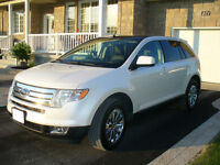 2010 Ford Edge Limited SUV,