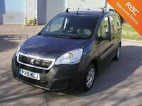 2018 Peugeot Partner 850 Blue HDI 100 Professional Van - NO VAT