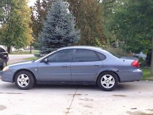 Ford Taurus for sale 'as is'