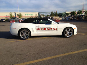 BRAND NEW 2011 Camaro SS convertible Indy 500 only2300kms