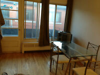 3 1/2  NDG meublé tout inclus / Furnished All included