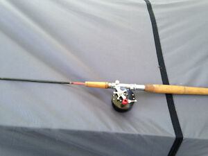 Fishing rod with Penn 85 reel