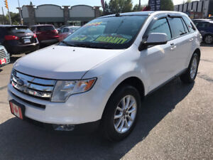 2010 Ford Edge SEL AWD DVD PANORAMIC...LOADED..MINT COND.