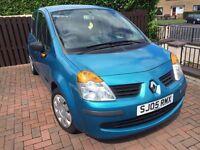 Renault Modus, 1.5litre, Diesel, 2005, 1 Year M.O.T, £1095 O.N.O