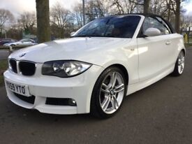 BMW 1 SERIES 118d M Sport Good / Bad Credit Car Finance (white) 2009