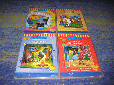 Bibi Blocksberg PC Sammlung mehrere PC Spiele DEUTSCH wochenlanger Spielspass