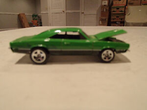 LOOSE Hot Wheels 69 Dodge Charger - Team: Muscle Mania
