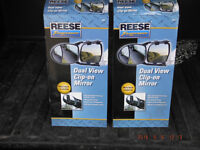 reese brand towing mirrors