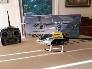 Eflite Blade 400 3D helicopter