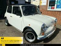 1991 Rover Mini CITY E Saloon Petrol Manual