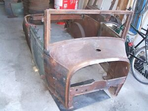 1929 Ford Model A Cabriolet Body 95% complete