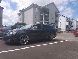 Golf wagon tdi 2013
