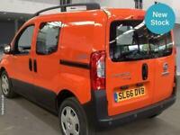 2017 Fiat Fiorino 1.3 16V Multijet 95 Adventure Van Crew Van Diesel Manual