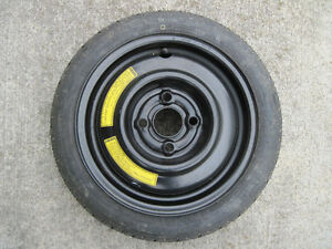 Temporary Spare Tire - 13""