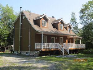 Splendide maison de campagne à vendre
