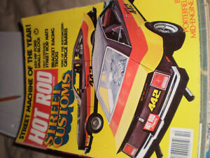 Hot Rod and Motor Trends