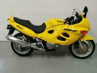 1999 Suzuki GSX600F GSX600F Petrol yellow Manual