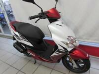 YAMAHA CS50 JOG RR 50cc AUTOMATIC SPORTS SCOOTER. BRAND NEW 67 REG, 0 MILES...