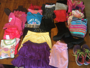 A Bag of Girls clothes all for $20.00