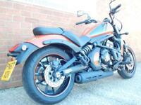 KAWASAKI EN650 VULCAN MOTORCYCLE