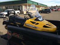 2005 Ski-Doo Skandic 550F Wide-Track ATTENTION TRAPPERS/HUNTERS!