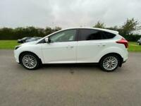2012 Ford Focus ZETEC Hatchback Petrol Manual