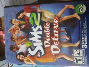 Les Sims 2 Double Deluxe.